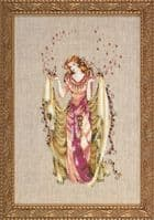 MD87 The Forest Goddess Counted Cross Stitch Chart Pack